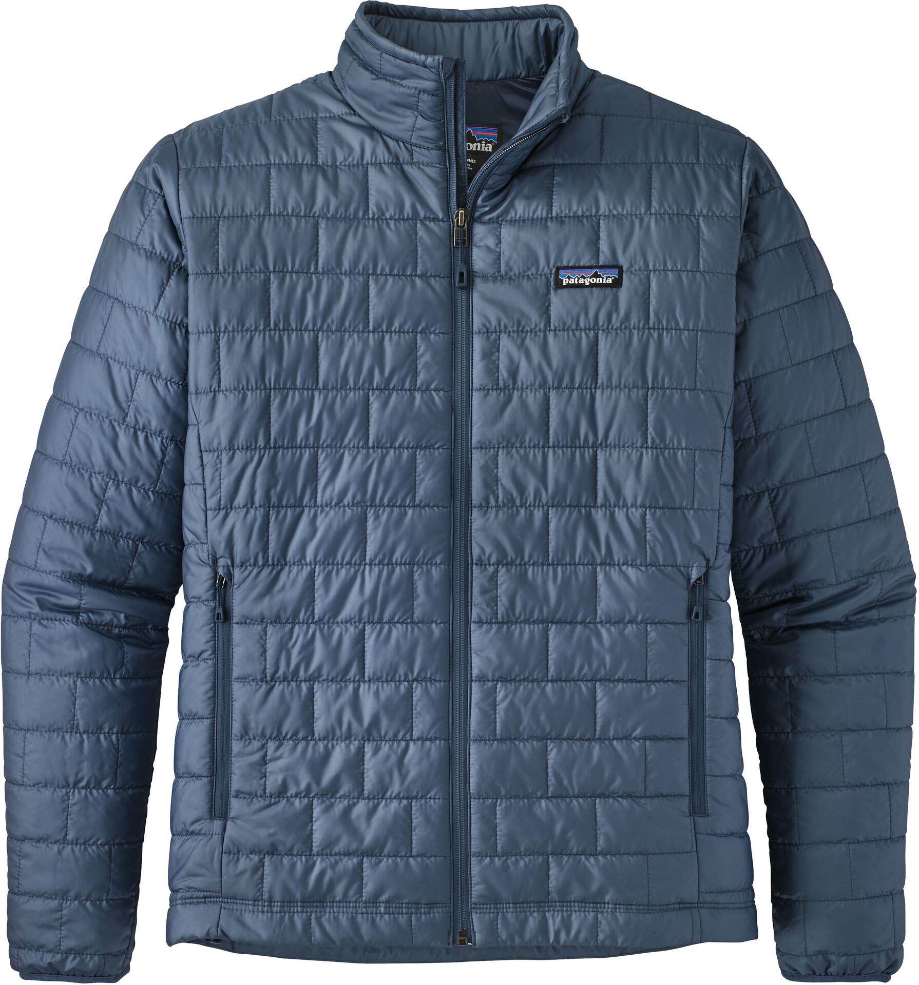 5ec1976638c Manteaux D hiver 2018 Patagonia Nano Puff Bleu Veste Xxl Homme gW0gwSAqxT